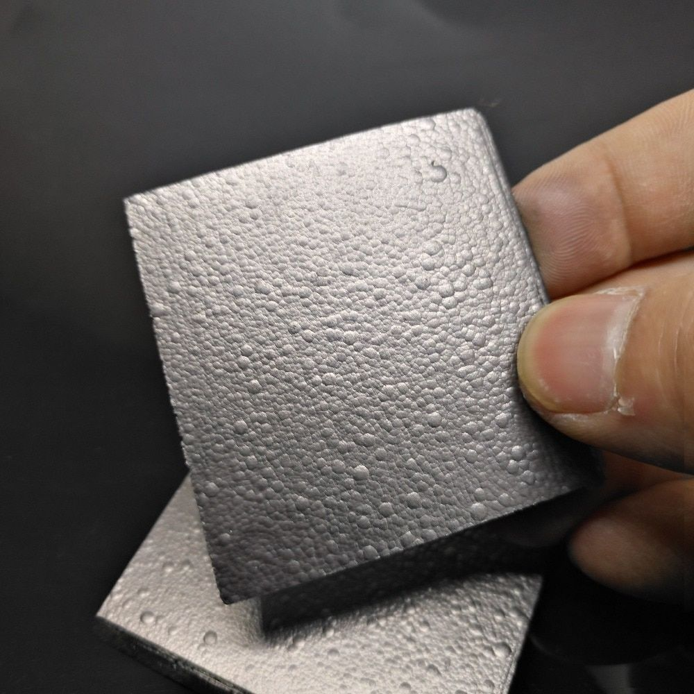 50x50x5mm Pyrolytic Graphite plate for Magnetic levitation/magnetic suspension