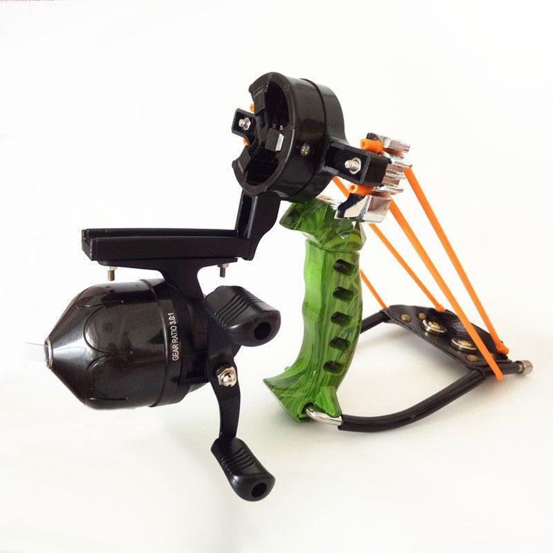 Новая высокая скорость Охота Рыбалка рогатки Стрельба катапульта стрелка лук sling shot Бесплатная доставка