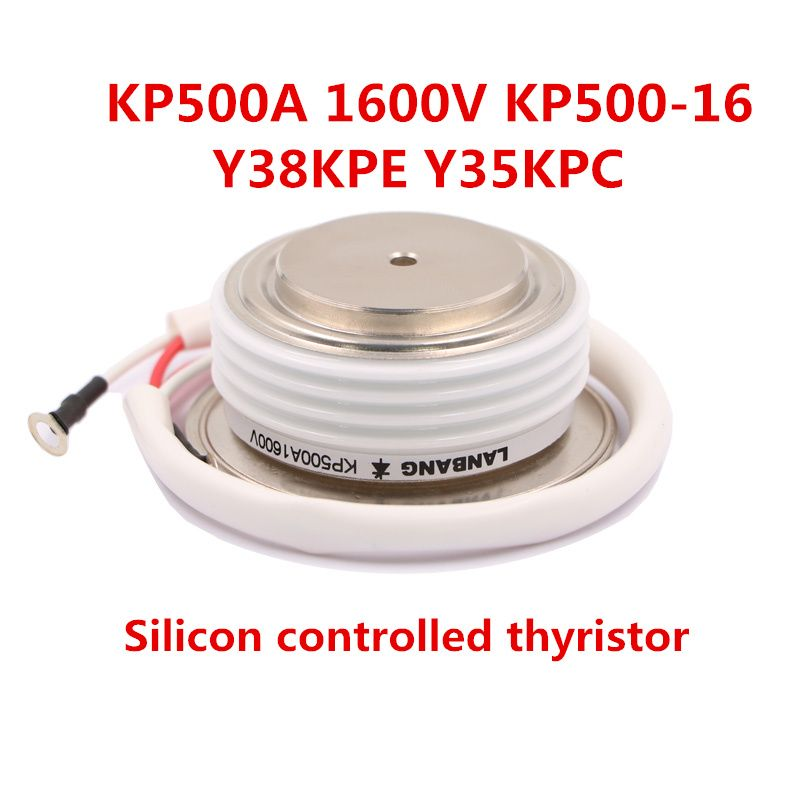 Fast Free Ship Triode Thyristors for General Purpose KP500A 1600V KP500-16 Y38KPE Y35KPC Silicon controlled thyristor