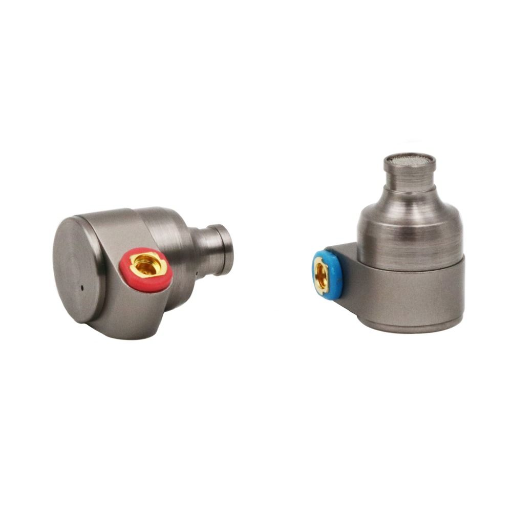 Tin Audio T2 Pro HiFi Dual Dynamic 2DD in-Ear Earphones with Metal Design, Detachable MMCX Cable, Foam Eartips