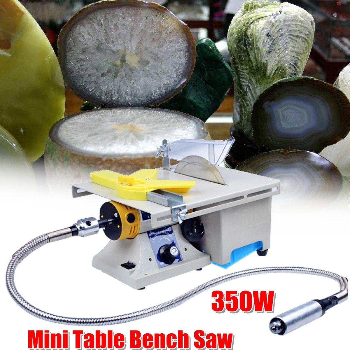 350 watt Mini Tisch Bank Sah Elektrische Schleifen Gravur Maschine Jade Holz Stein Polieren Für Bodhi Elfenbein Carving Polierer