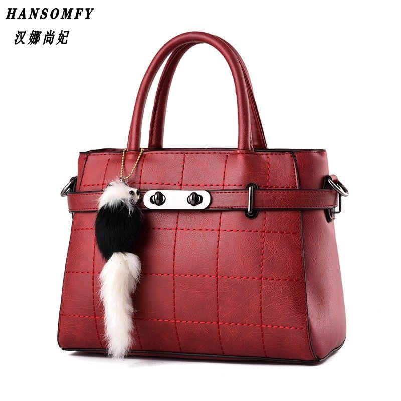 100% Genuine leather Women handbags 2017 New tide Shoulder Handbag Crossbody Bag fresh fashion handbags Messenger bag
