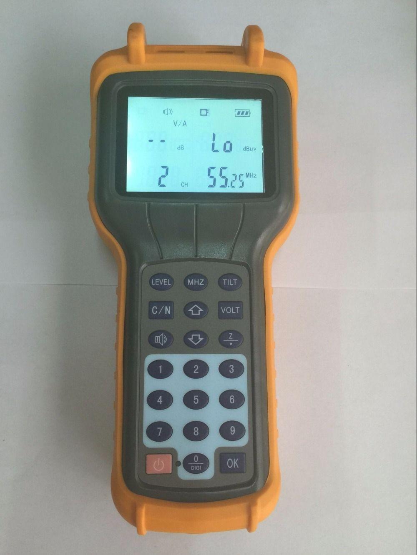 Economic CATV Signal Level Meter 46~870MHz CATV Cable TV Tester RY-S110 Digital TV Meter