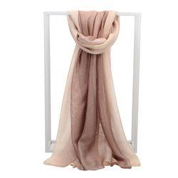 NO0040 Écharpe lady soie châle serviette de plage