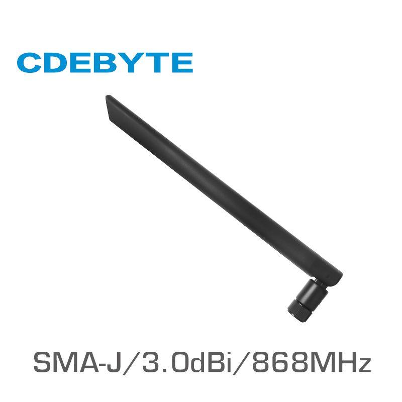 TX868-JK-20 868MHz SMA-J interface 50 Ohm impedance less than 1.5 SWR 3.0dBi gain high-quality omnidirectional antenna