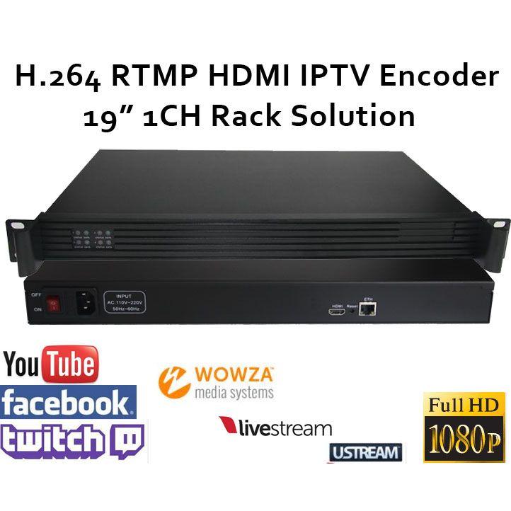 ESZYM H.264 HDMI Video Encoder 1CH 19