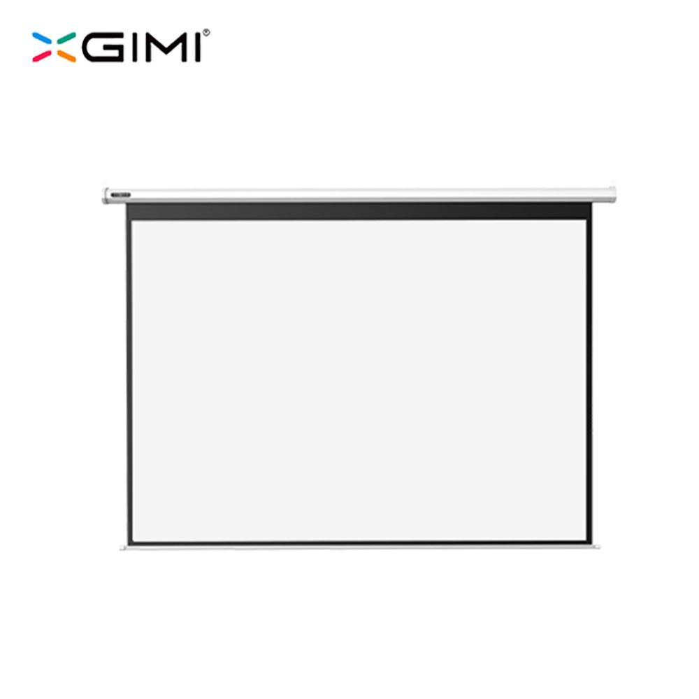 XGIMI Projector Screen 100 inch 16:10 electric white plastic Portable Folded Front projection screen For H1 Z4 Aurora H1S Z5 Z3