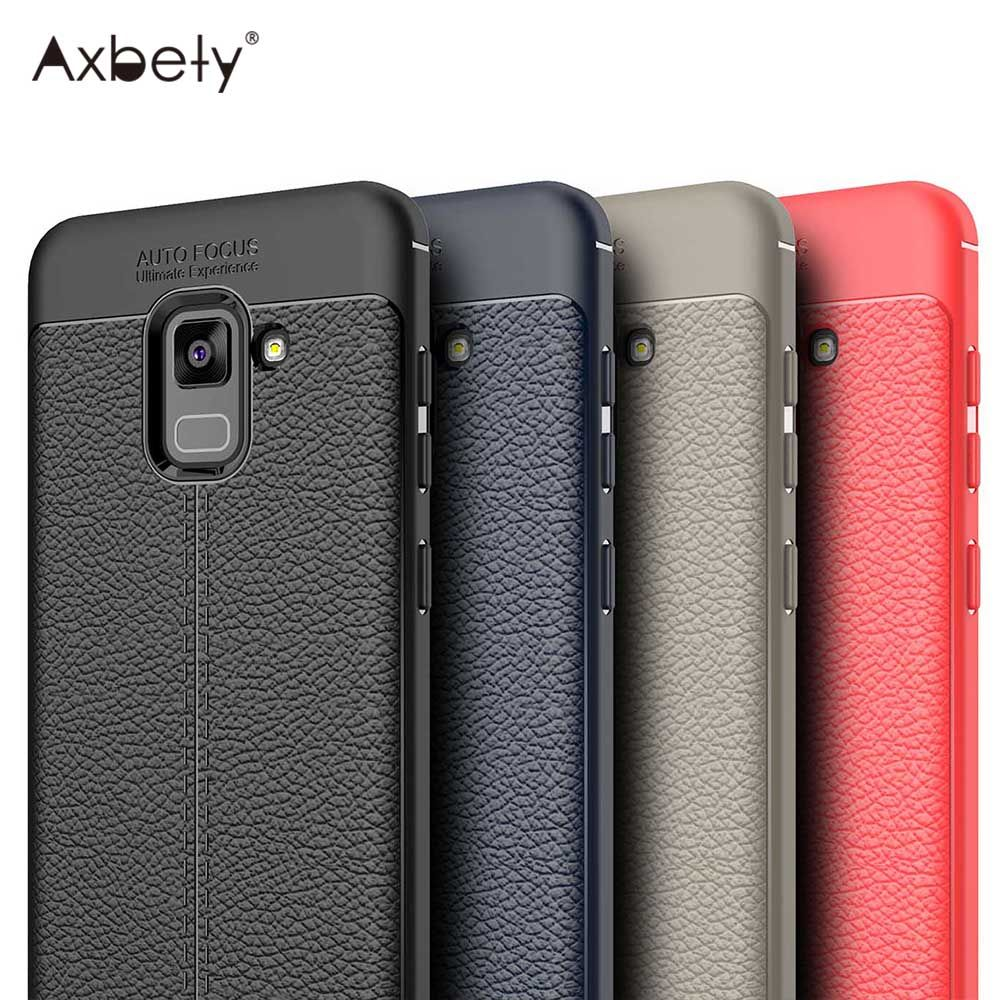 Luxury Ultra Slim Case For Samsung A8 2018 Case Soft Silicone Gel Cover For Galaxy A8 Plus 2018 A530F Shockproof Phone Cases
