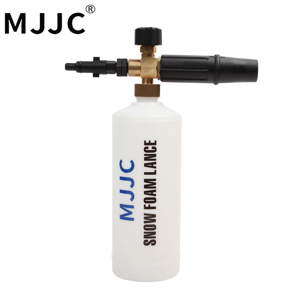 Mjjc бренд с 2017 Высокое Качество пена Лэнс для nilfisk старый тип давлением пены пистолет для питания шайба nilfisk