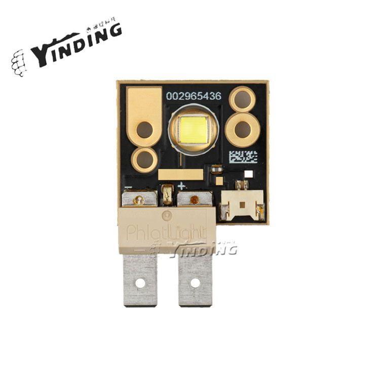 1 pièces Luminus CST90 CST-90 50 W haute puissance LED émetteur Blub lampe lumière froid/neutre blanc LED dissipateur thermique