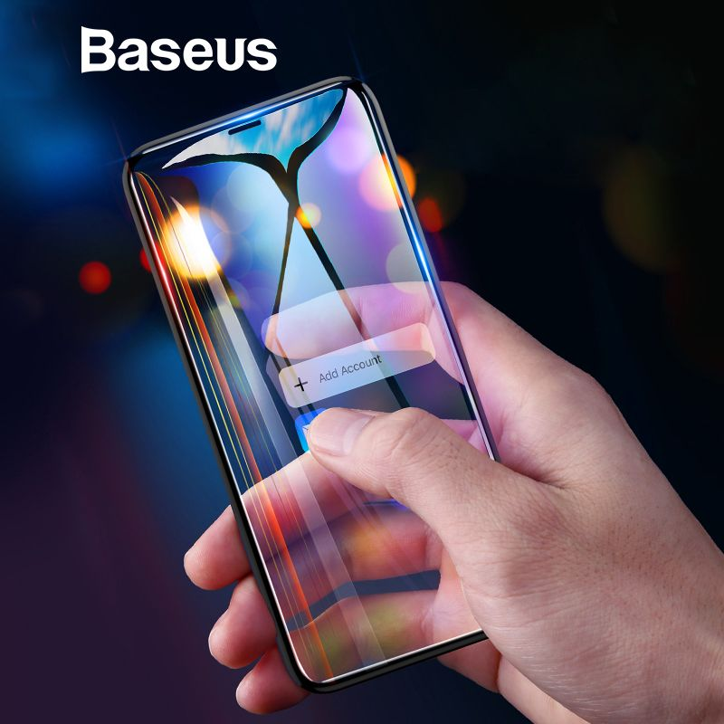 Baseus Anti Spy Screen Protector Für iPhone Xs Xs Max XR 2018 Volle Abdeckung Aus Gehärtetem Glas Für iPhone Xs Xs max Schutz Glas