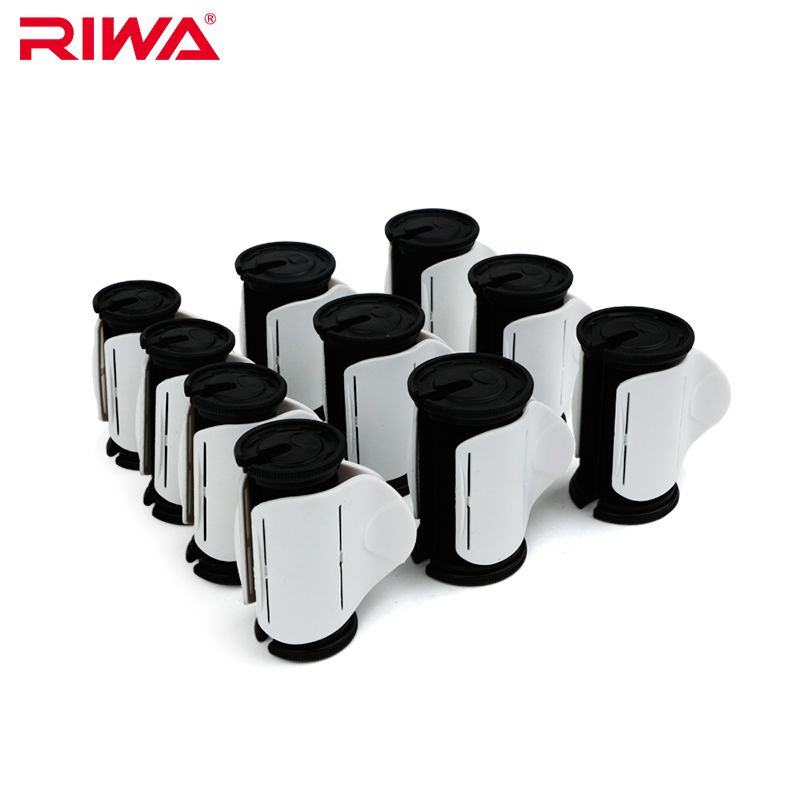 RIWA Electric Heated Roller Set Curling Irons With 10PCS Hair Styling Tool Z1 Magic Hair Roller