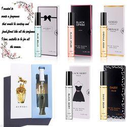 Sexy mujer mujeres Parfum Perfume con feromonas colonia fragancia duradera para las mujeres y los hombres desodorante sudor 12 ml/ 3 ml
