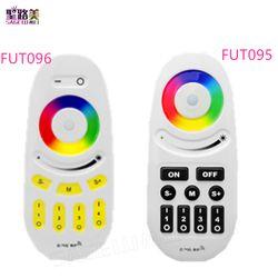 Mi Lumière 2.4G 4-Zone FUT095 FUT096 RVB RGBW LED Contrôleur bouton/Tactile RF Sans Fil À Distance pour MiLight LED Ampoule lampe de Bande lumière