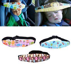 Asiento de seguridad Posicionador del sueño bebés y bebé cabeza apoyo Pram cochecito cinturón de sujeción ajustable