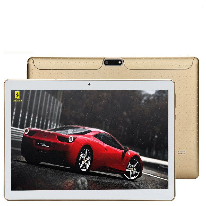 Neue T805C Android 7.0 Smart tablet pcs android tablet pc 10,1 zoll octa-core tablet computer Ram 4 GB Rom 32 GB 1920X1200 5MP