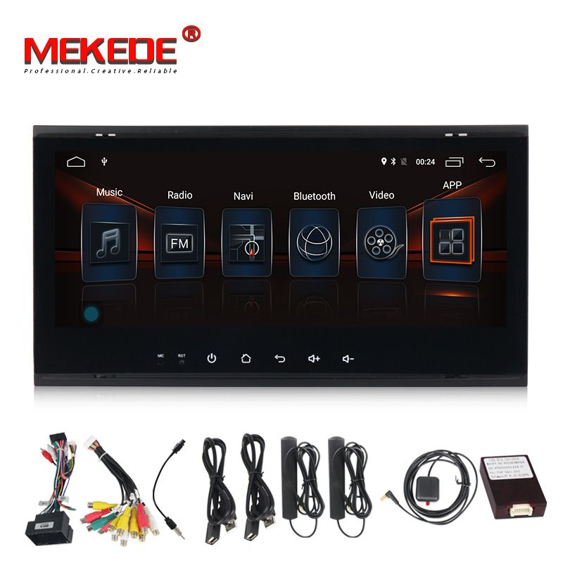 8,8 ''full touch Android7.1 Unterstützung 4g LTE auto multimedia-player für VW Touareg Multivan T5 (2002-2010) auto dvd player gps navi