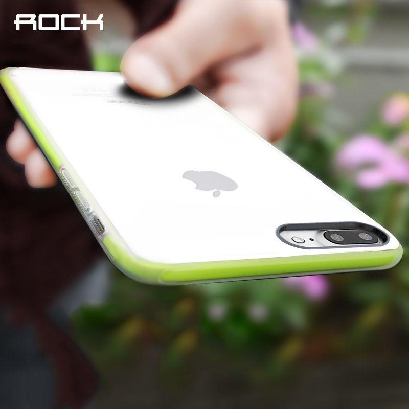 Pour iPhone 7 8 Plus le Cas, Garde ROCK Série Cas Pour 7 plus 8 plus Anti Frapper Quatrième de Couverture Baisse Protection Téléphone Cas Shell