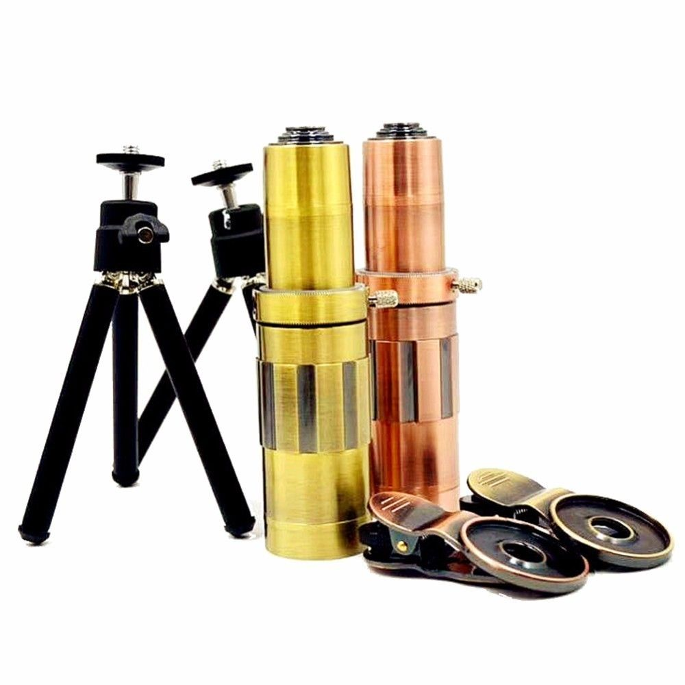 20x Zoom Optical Telescope Camera Telephoto Lens Sightseeing Sport Watch Portable Mobile Phone Camera For Most Smartphone