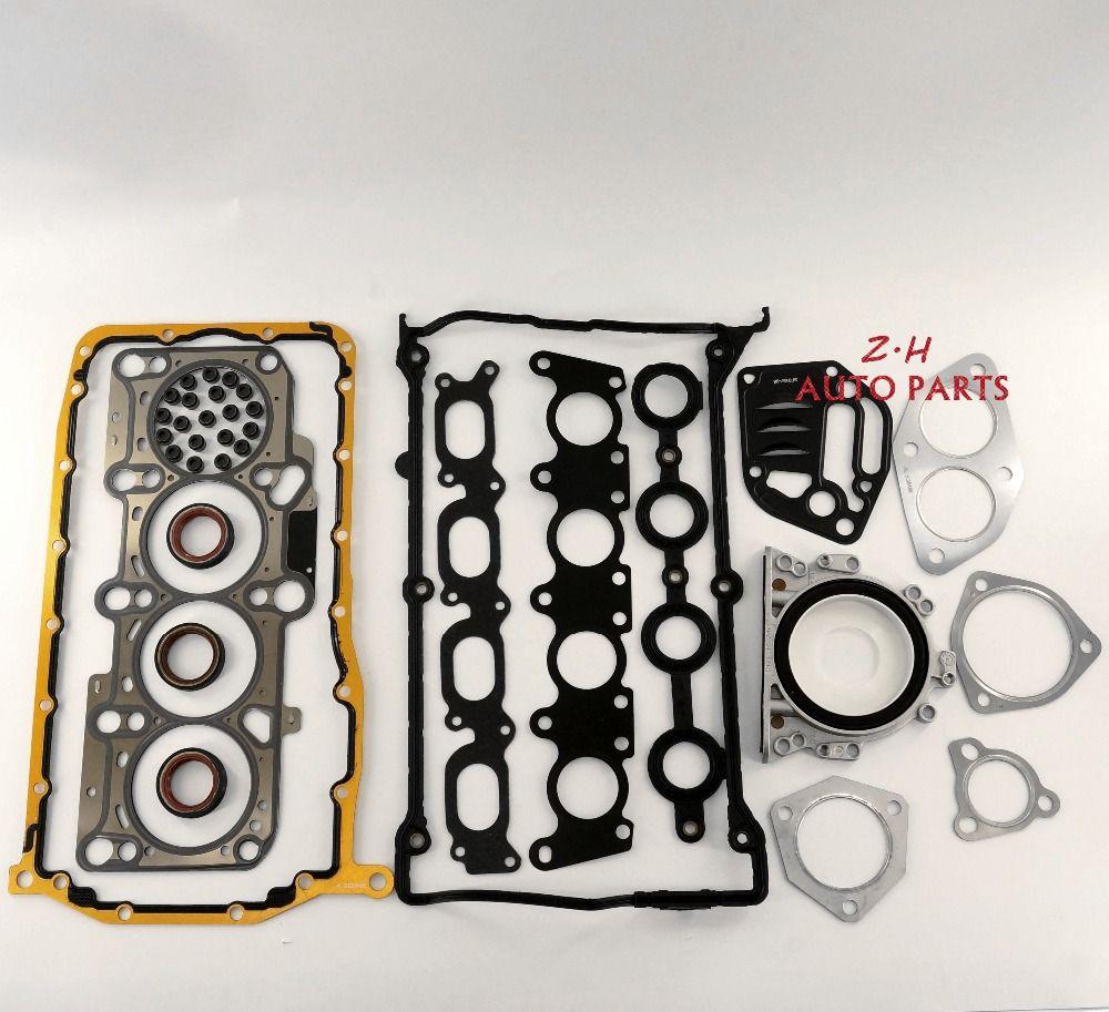 New OEM Engine Cylinder Head Gasket Repair Kit For VW Jetta Golf 4 Passat Audi A4 1.8T 058 103 383 K 058 253 039 L 058 129 717 D