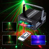 96 вышивка крестом картины проектор DJ лазерный свет этапа RG красный зеленый светодио дный синий светодиодный магический эффект дискотечный ...