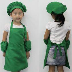 1 PC Mignon Enfants Enfant Enfants Tablier Tabliers de Cuisine Tablier De Cuisson Rose Enfants