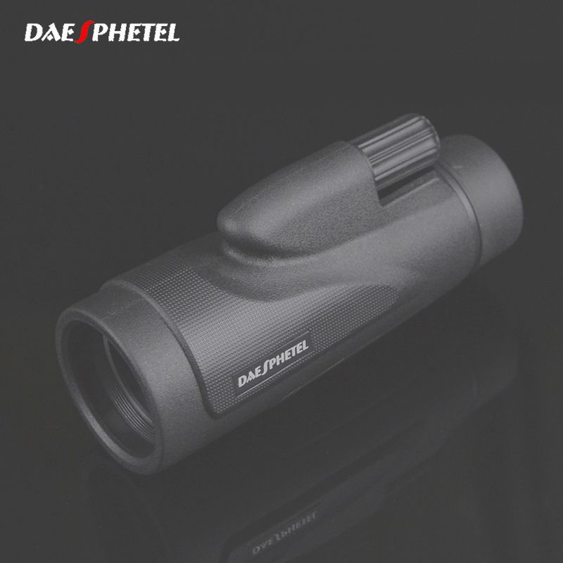 DAESPHETEL  HD 12X50 monocular rofessional Hunting Telescope Zoom mobile phone photographing Binoculars With tripods