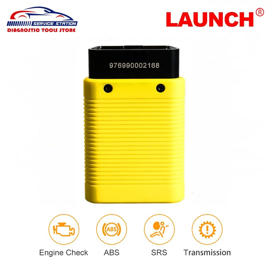 Launch EasyDiag 3.0 / Plus OBDII Bluetooth Code Reader Android/iOS Scanner OBD2 Extended Cable Diagnostic Tool X431 Easy Diag