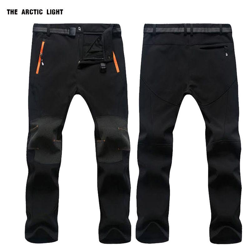Ski Pants Winter Outdoor windproof <font><b>Camping</b></font> Hiking snowboard pants men snow pants trousers waterproof windproof warm Breathable