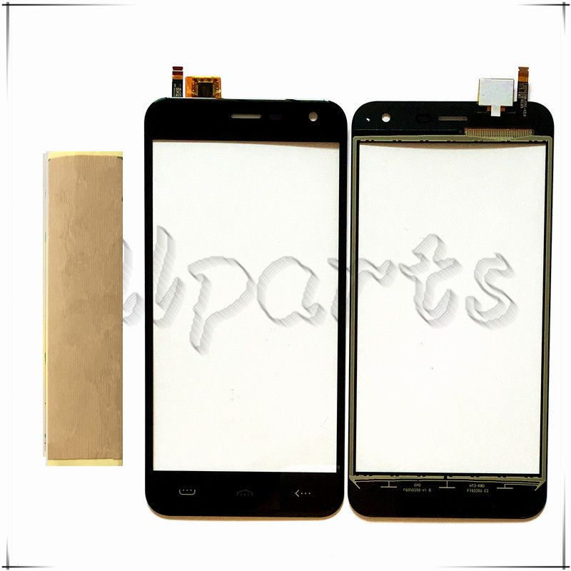 Syrinx Free Tape Touch Screen Digitizer For Homtom HT3 HT3 PRO Touch Panel Front Glass Sensor Touchscreen Replacement