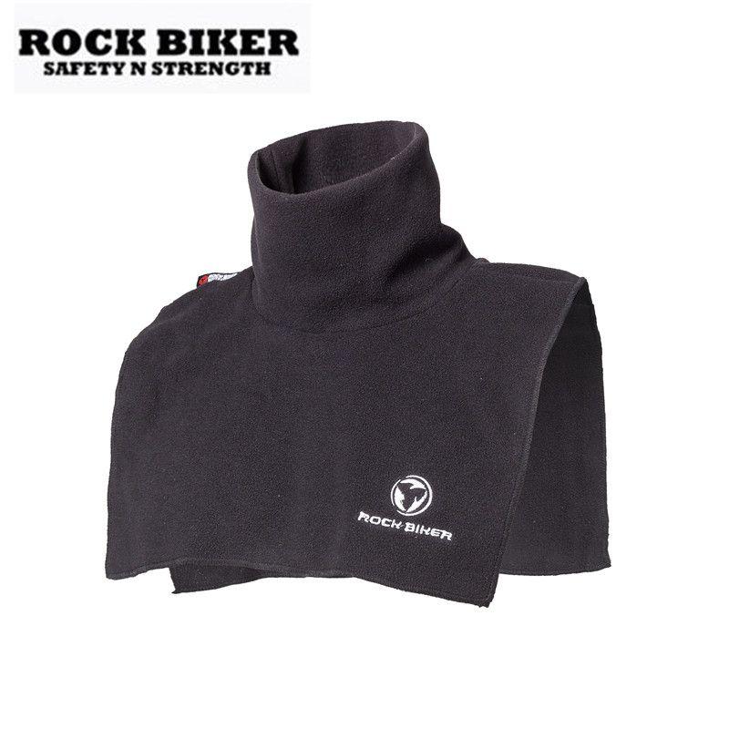 ROCK BIKER Motorcycle Mask Winter Thermal Fleece Balaclava Hat Hood Bike Wind Stopper Face Mask Men women Neck Warmer Fleece