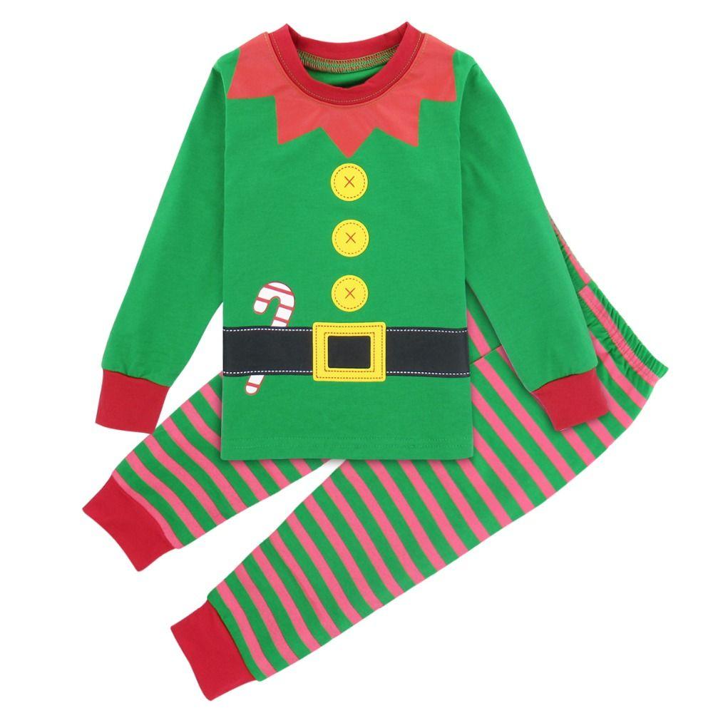 Boys Christmas Pajamas Set Dinosaur Pyjama Enfant Garcon Pijamas Kid Sleepwear Clothes Nightwear Suit Winte Hiver Vetement Noel