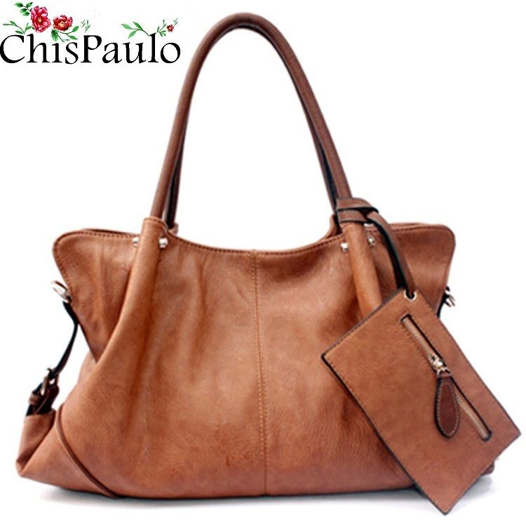 Genuine Leather Famous Brands Designer Handbags High <font><b>Quality</b></font> Women's Shoulder Chain Bags Casual Women Purses Handbags Ses T610