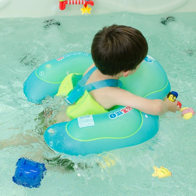 Baby Swimming Ring floating Children Waist Inflatable Floats Swimming Pool Toy for Bathtub and Pools <font><b>Swim</b></font> Trainer Dropship