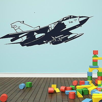 Free shipping DIY vinyl unique wall decal art mural poster wallpaper air force planes stickers for the boy's room