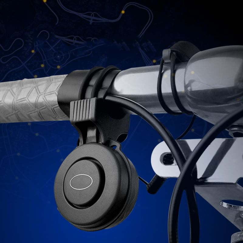 Bike Bicycle <font><b>Bell</b></font> USB Electric Bicycle Horn Timbre Bicicleta Cycling Handlebar Alarm Loud Horn Invisible Ring <font><b>Bell</b></font> 120 db