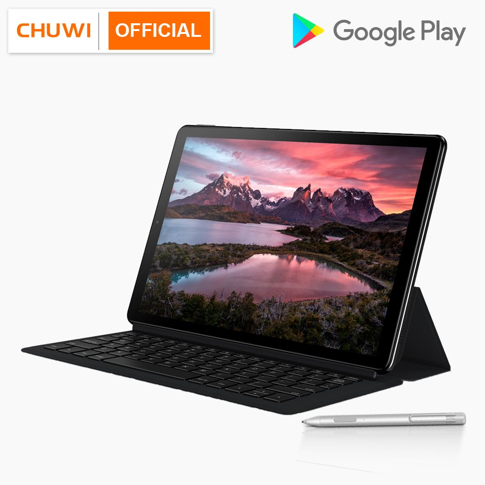 CHUWI Hi9 Plus 10,8 Zoll 2560x1600 MTK 6797X27 10 Core Android 8.0 Tablet PC 4 GB RAM 64 GB ROM Dual Kamera 4G LTE 2 in 1 Tabletten