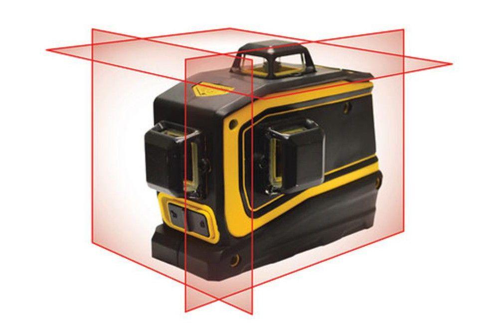 Spectres Laser LT56 Auto Nivellement 3-Plain Croix Ligne Laser Niveau
