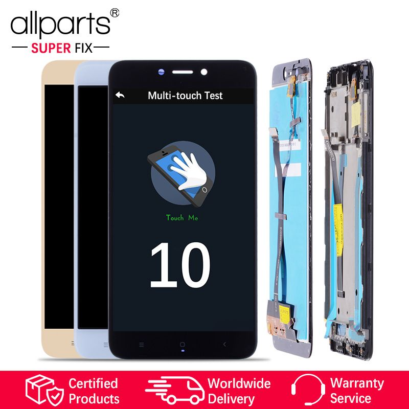 5.0 LCD D'origine Pour XIAOMI Redmi 4X Affichage Écran Tactile avec Cadre Pour XIAOMI Redmi 4X LCD Affichage 4X pro LCD Écran #4