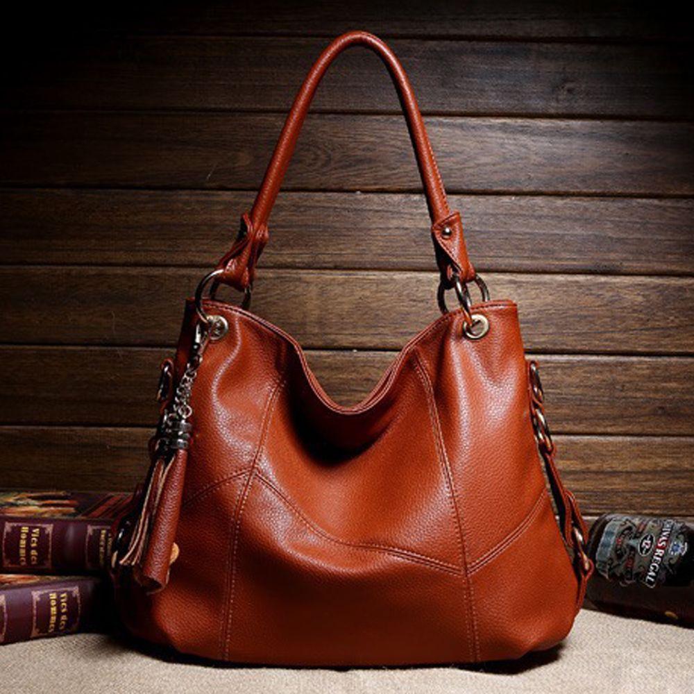 Women Messenger Bags For Women Leather Handbags Women Bags Ladies Designer Crossbody Bags Vintage Retro Tote Top-Handle Bags 518