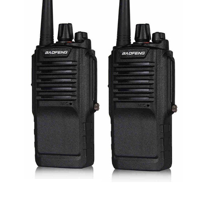 Baofeng BF-9700 Portable Talkie Walkie 8 W UHF IP67 Étanche Scanner Deux Way ham Radio Professionnel Comunicador Émetteur-Récepteur