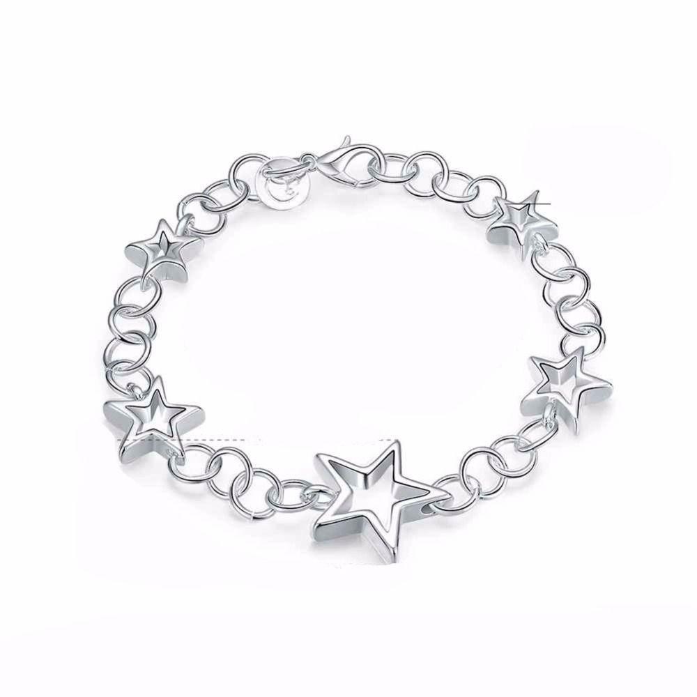 CAB12 pour Kim Bracelets fait à la main rond verre dôme bande dessinée signe Bracelets pour femmes hommes cadeaux bijoux