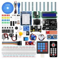 LAFVIN Super Starter Kit with CD Tutorial for Arduino UNO R3