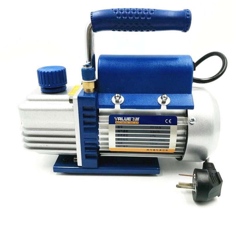 FY-1H-N mini tragbare luft vakuum pumpe 2 PA ultimative vakuum für Laminieren Maschine und LCD screen separator 150 W 220 V