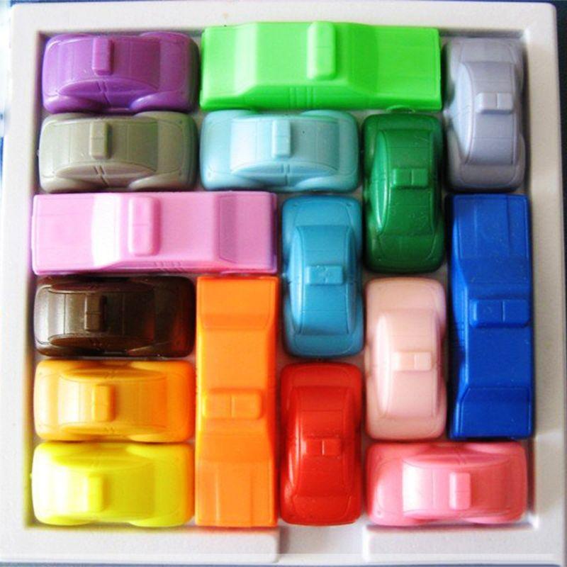 Un jouet pour enfants de 160 Puzzles Iq Car pas Esay pour y arriver défiez votre cerveau pour l'âge de 5-108 ans avec plus de plaisir de haut niveau