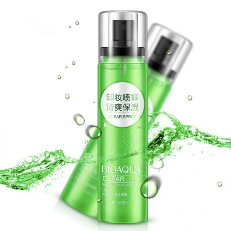 New 120ml Plant cleansing oil makeup remover spray hydrophilic oil to remove makeup Liquid for eye/lips beauty-face-cleanser