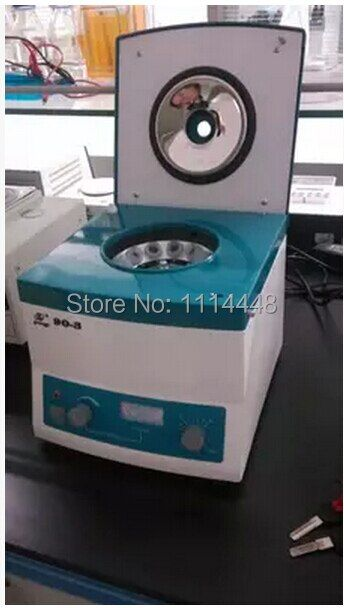 New 90-3 12*10ml 4000rpm Electric Medical Lab Centrifuge Equipment