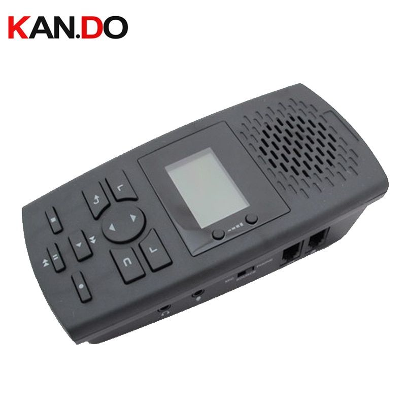 Support numérique et analoge l'historique des appels enregistreur de téléphone enregistreur téléphone moniteur Landphone moniteur replay fonction 1g sauver 75 h