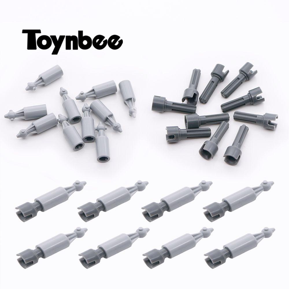 Technic Parts Building Blocks Propeller Joint Steering CV Joint Set Alex MOC Bricks Toys Compatible LegoINGlys 92906 32494