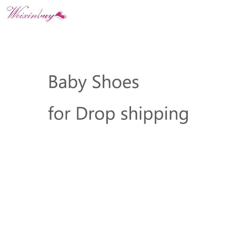 Baby Schuhe für Drop verschiffen
